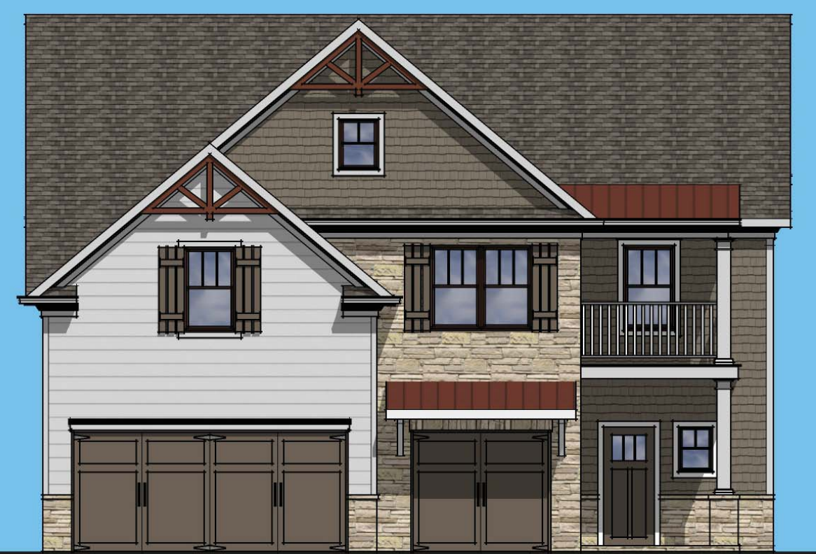Rocklyn Homes New Site In Ga
