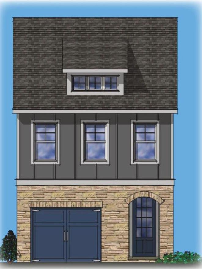 McAfee - Rocklyn Homes