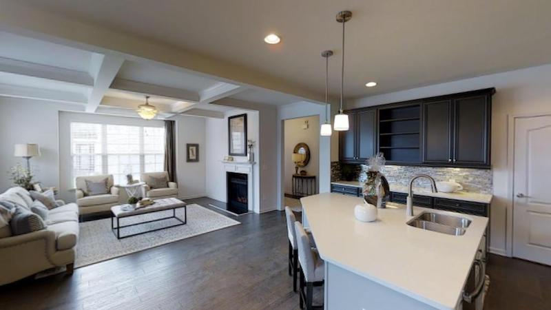 Mulberry floor plan featured in 3 of the homes available now in Renaissance at South Park