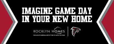 Falcons - Imagine game day in your new home